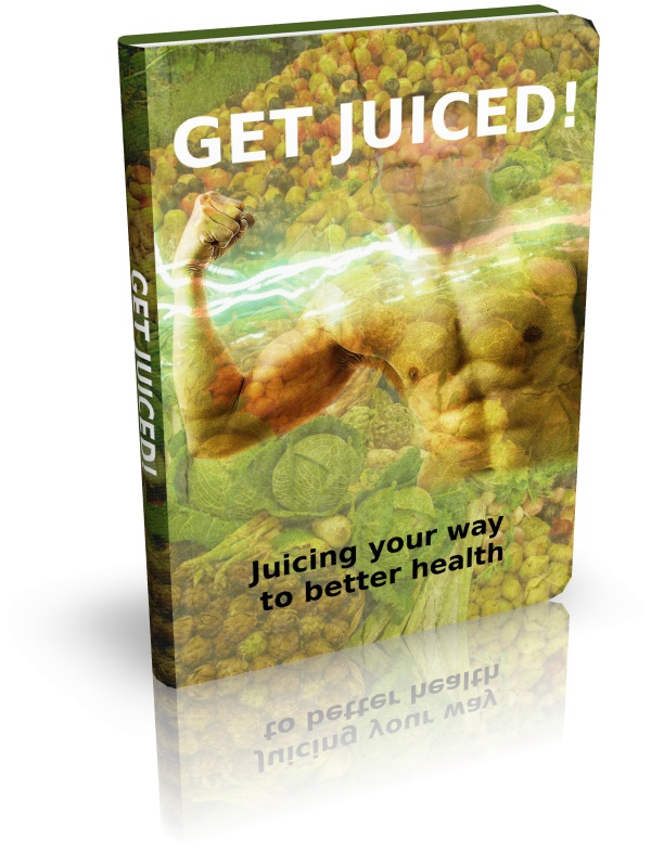 Thumbnail Get Juiced Ebook (Unrestricted PLR!)