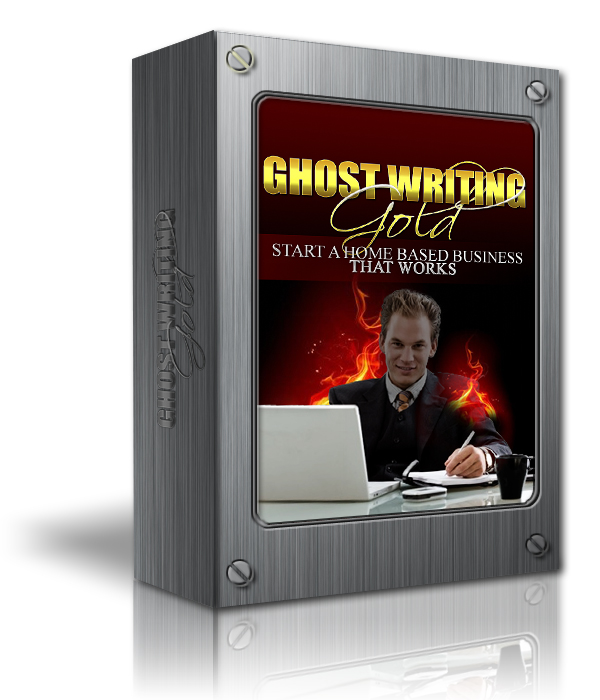 Thumbnail Ghostwriting Gold with MRR