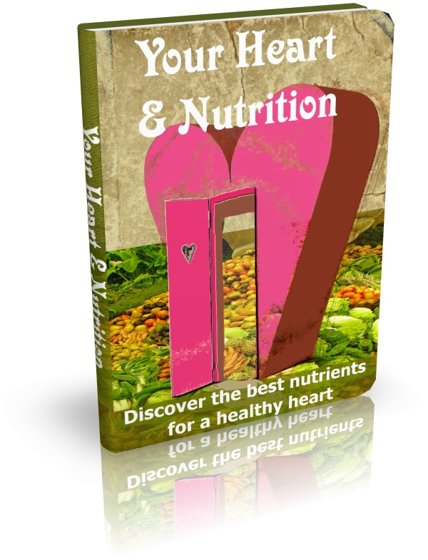 Thumbnail Heart Healthy Nutrition Facts, Tips and Tricks (PLR)