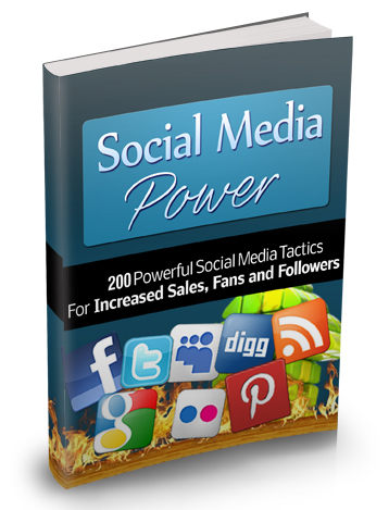 Thumbnail Social Media Power - eBook with MRR