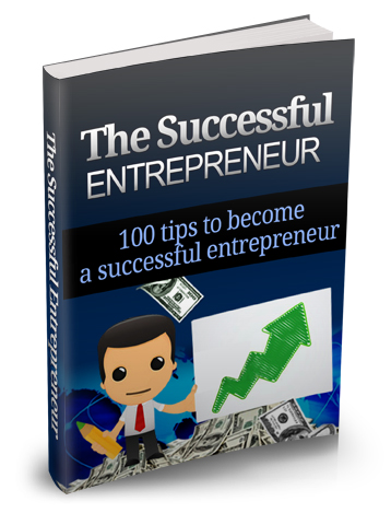 Thumbnail The Successful Entrepreneur Ebook With MRR