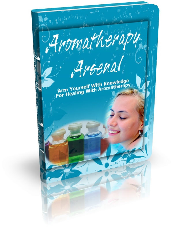 Thumbnail Aromatherapy Arsenal - eBook with MRR
