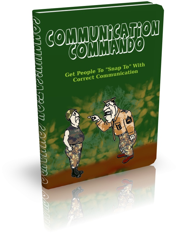 Thumbnail Communication Commando with MRR