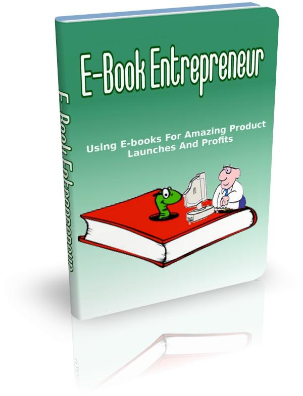 Thumbnail Ebook Entrepreneur eBook with MRR