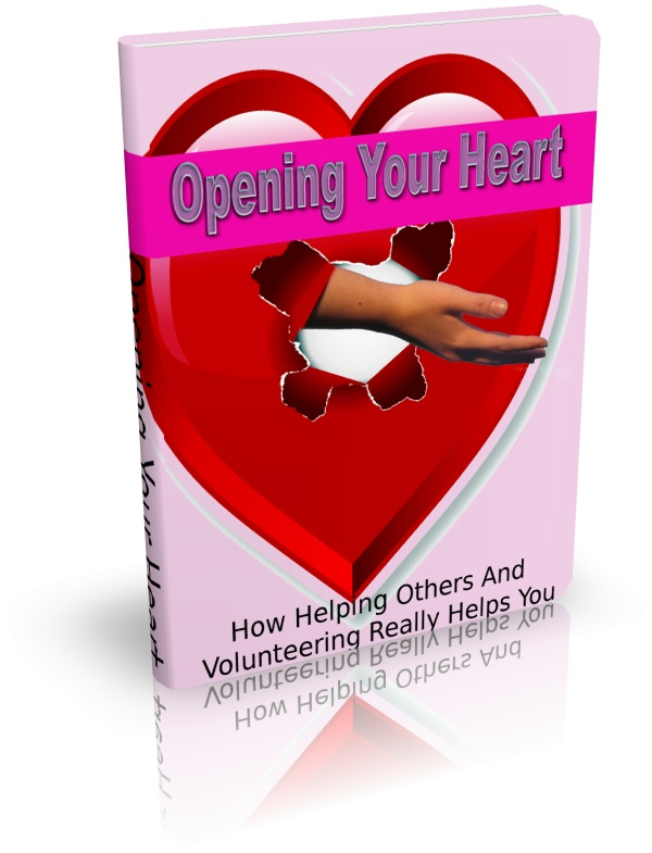 Thumbnail Opening Your Heart with MRR/Giveaway