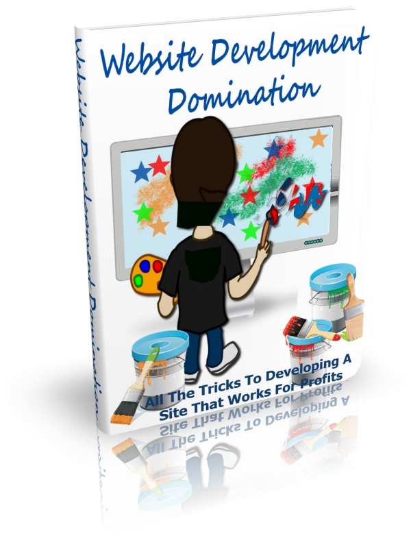 Thumbnail Website Development Domination with MRR