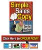 Thumbnail Simple Sales Copy software - PLR, MRR