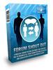 Thumbnail Forum Shout Out Software - MRR, PLR