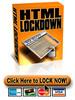 HTML Lockdown Software - MRR, PLR