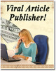 Thumbnail Viral Article Publisher - PLR, MRR