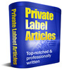 Thumbnail 20 Goal Setting PLR Articles