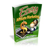 Thumbnail Easy Affiliate Marketing - MRR Ebook/Giveaway Report