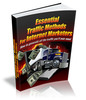 Thumbnail Essential Traffic Methods For Internet Marketers with MRR