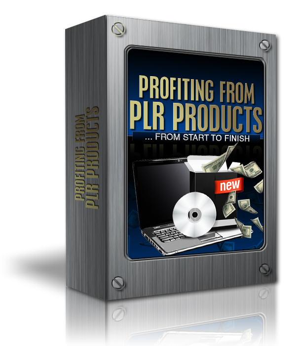 Product picture Profiting From PLR Products, From Start To Finish (MRR)