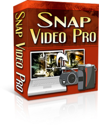 Product picture *NEW* Snap Video Pro Software - PLR, MRR