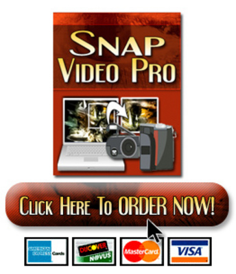 Product picture Snap Video Pro Software - MRR, PLR