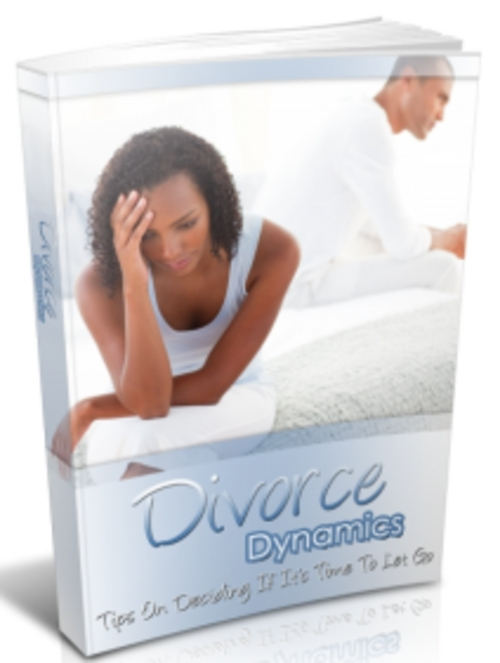 Product picture Divorce Dynamics - Ebook With Mrr