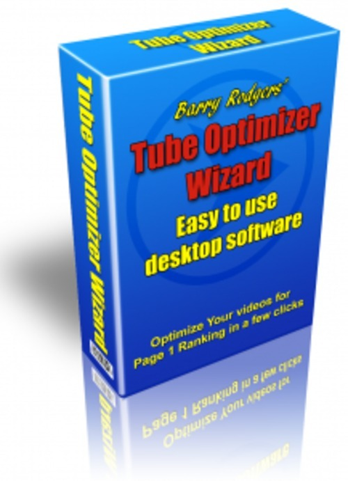Product picture Tube Optimizer Wizard comes with Mrr/Giveaway