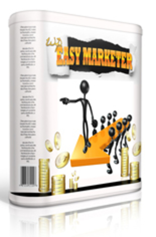 Product picture Wp Easy Marketer Wp Plugin, PLR