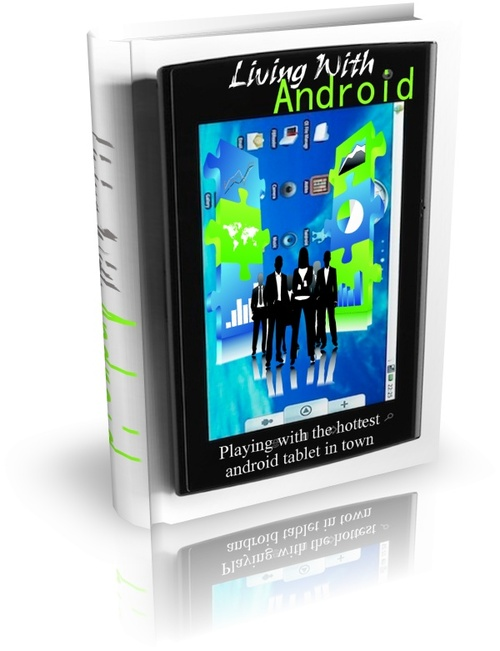 Product picture Living with Android ebook comes with