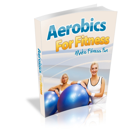 Product picture Aerobics for Fitness comes with MRR