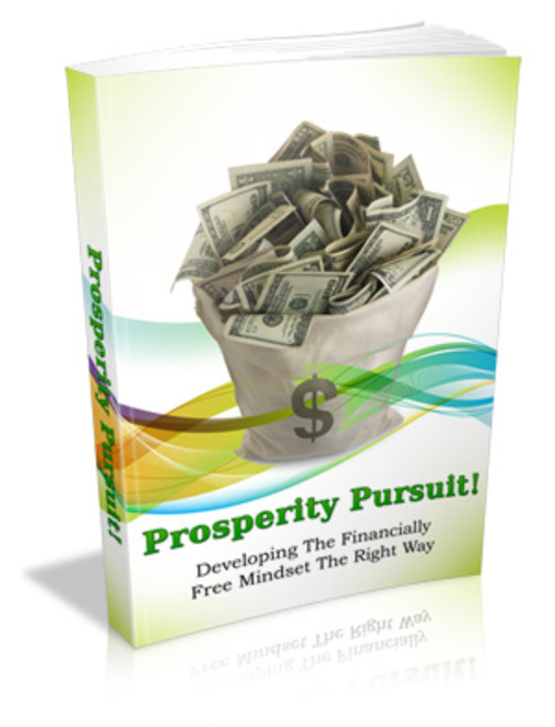 Product picture Prosperity Pursuit With Mrr