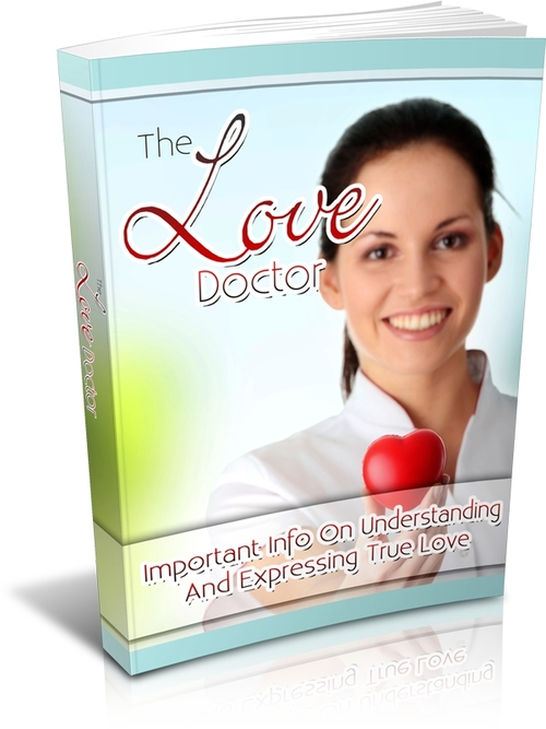 Product picture The Love Doctor! ebook with MRR