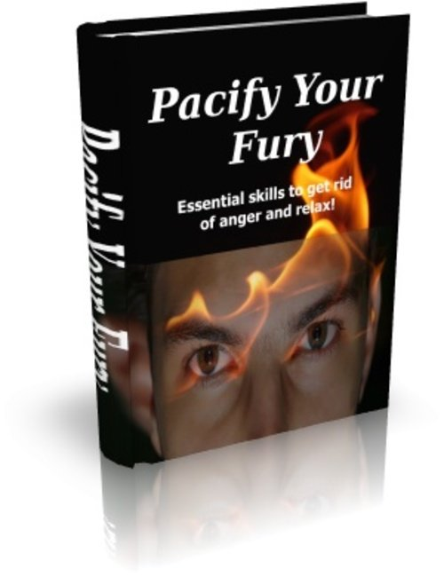 Product picture Pacify Your Fury! Ebook with MRR