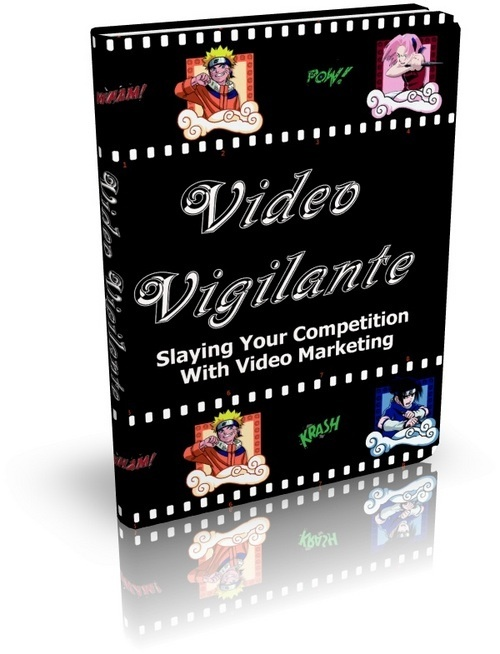 Product picture Video Vigilante with MRR