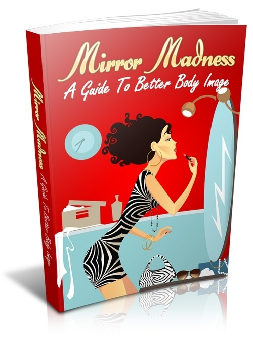 Product picture Mirror Madness - Guide To Better Body Image (mrr)