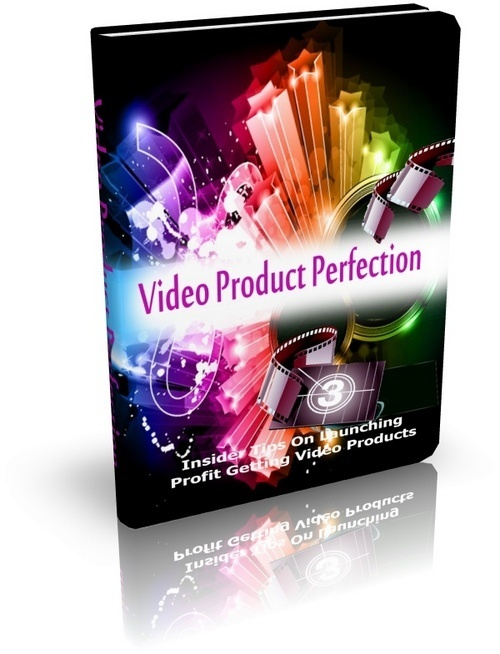 Product picture Video Product Perfection comes with MRR